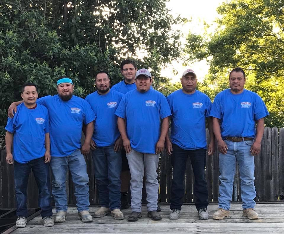 Sanchez Foundation Repair Team